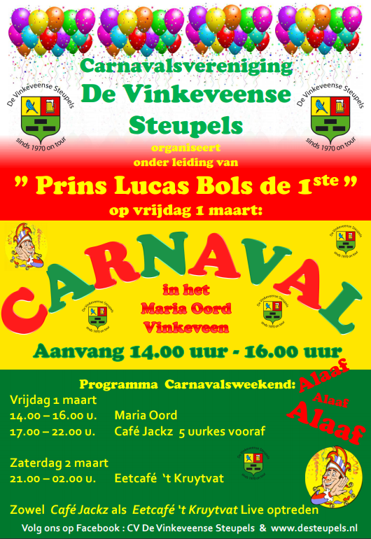 poster carnaval